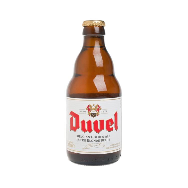 DUVEL - 啤酒-英式深色艾爾 - 330ML