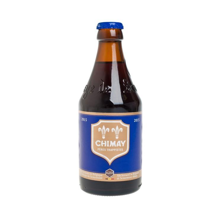 CHIMAY - 啤酒-修道院(藍) - 330ML