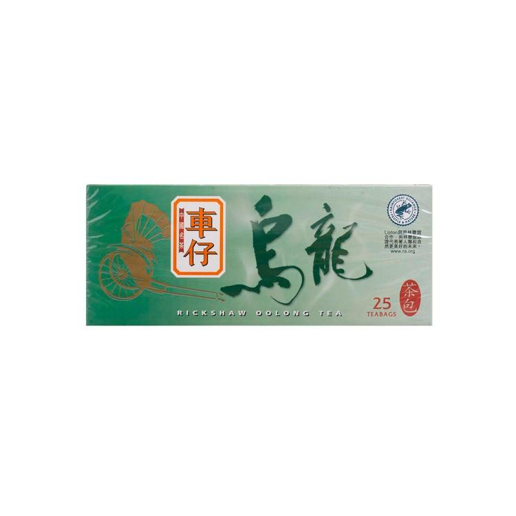 RICKSHAW - CHINESE TEABAGS-OOLONG - 1.6GX25