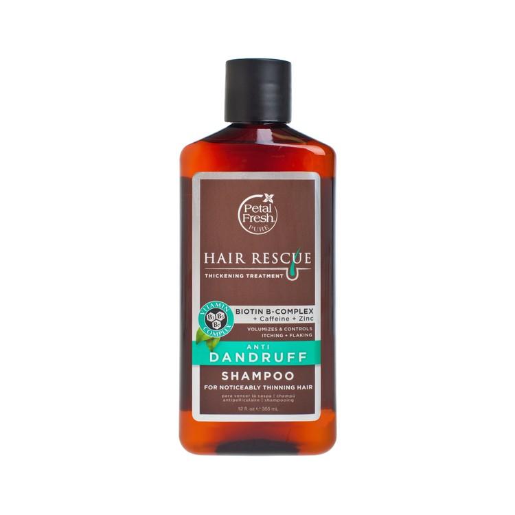 PETAL FRESH - 控屑止癢有機洗髮液 - 355ML