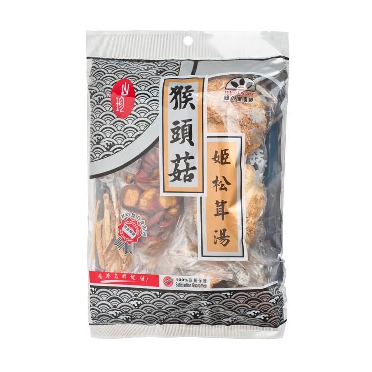 綠之聖 - 鉑白金系列-猴頭菇姬松茸湯 - 112G
