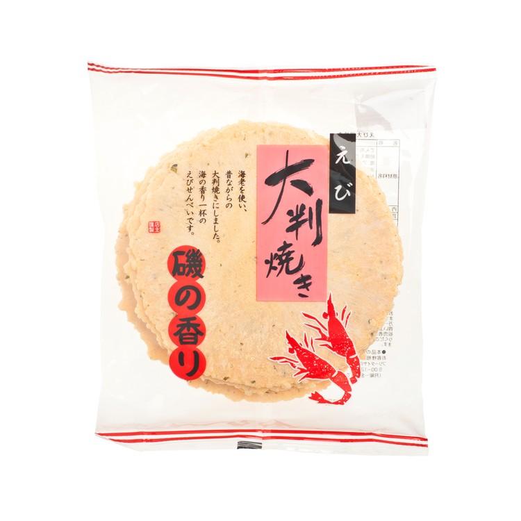 大判燒 - 大判燒蝦餅 - 130G