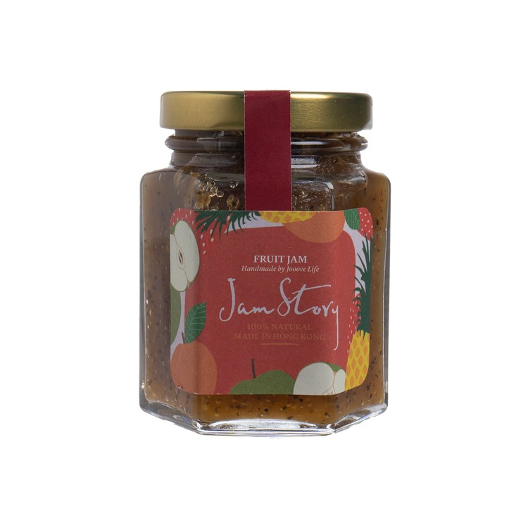 JAM STORY - APPLE EARL GREY MARALADE - 100G