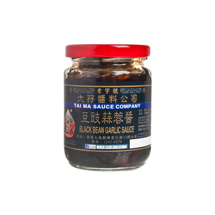 TAI MA - BLACK BEAN GARLIC SAUCE - 230G