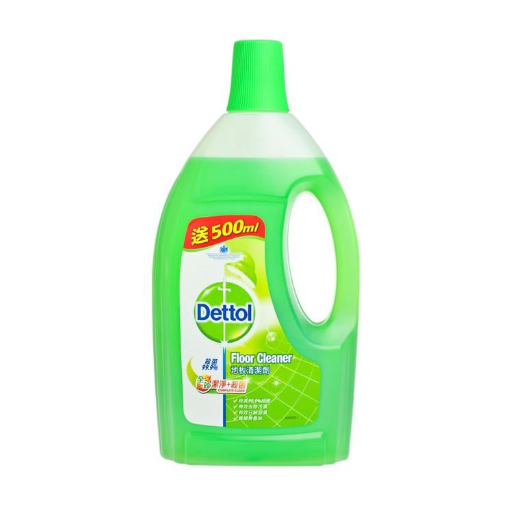 DETTOL - FLOOR CLEANER-GREEN APPLE - 2L