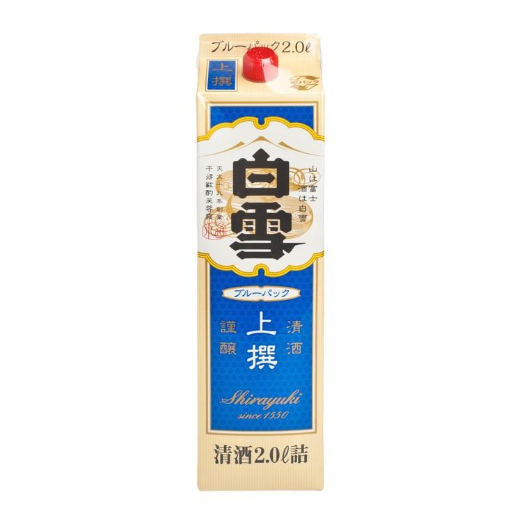 SHIRAYUKI - JYOSEN BLUE  PACK - 2L