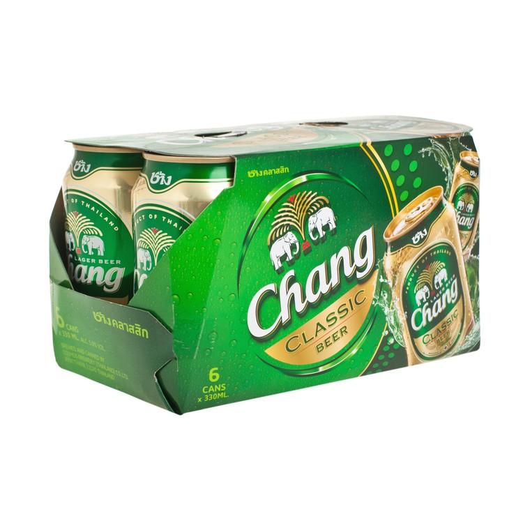 CHANG - BEER(CAN) - 330MLX6