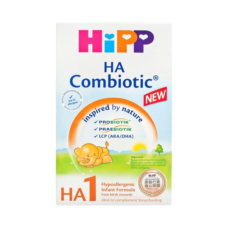 HIPP - HA1 COMBIOTIC INFANT FORMULA - 350G