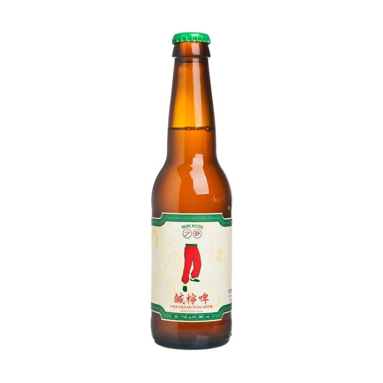少爺麥啤 - 鹹檸啤 - 330ML