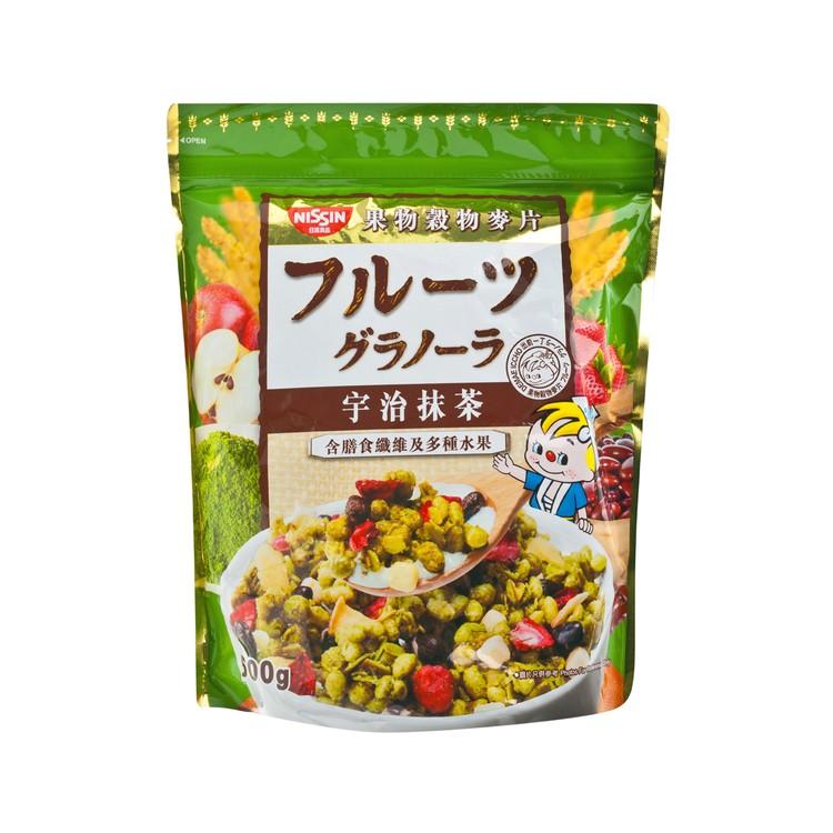 日清 - 早餐麥片穀物-宇治抹茶 - 500G