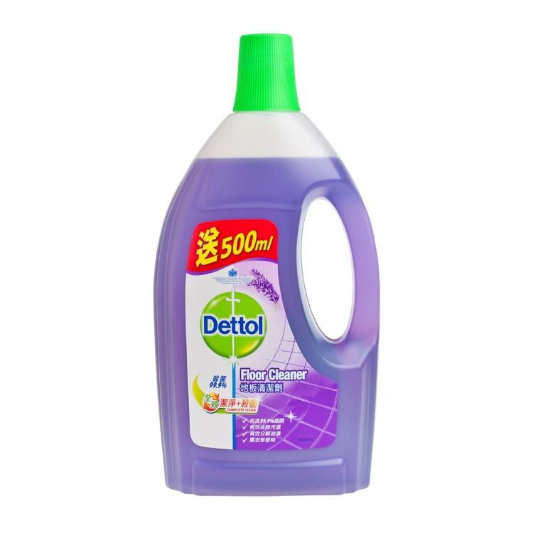 滴露 - 全能地板清潔劑-薰衣草味 - 2L