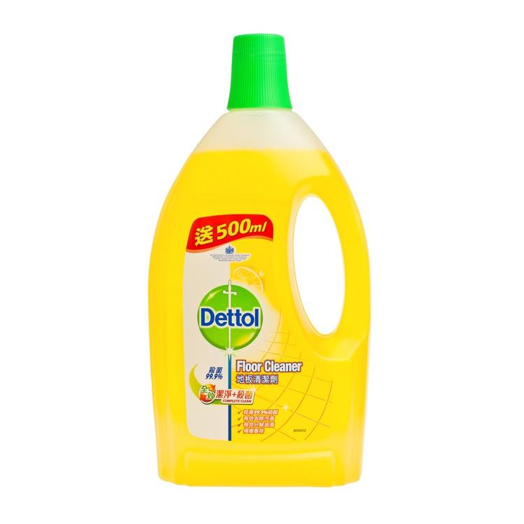 DETTOL - FLOOR CLEANER-LEMON - 2L