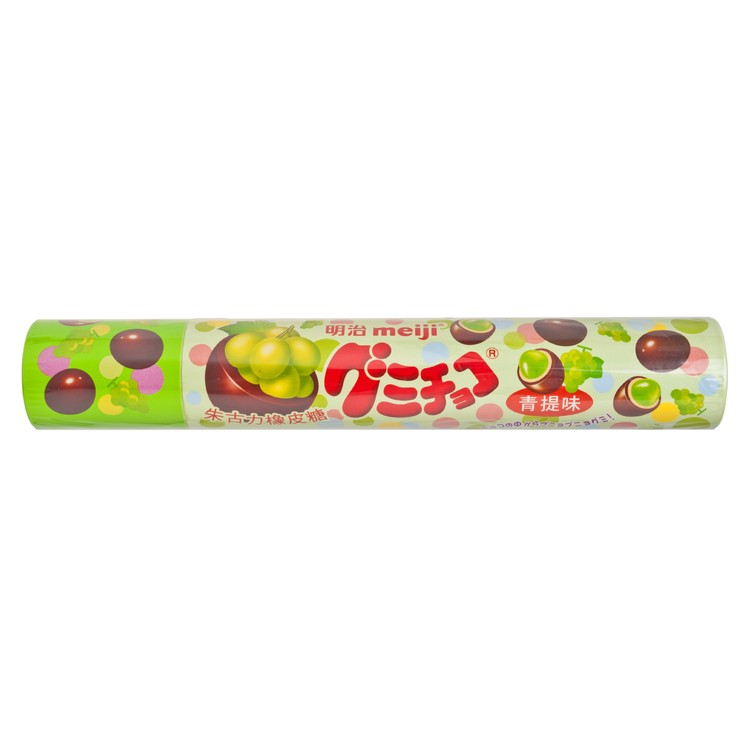 MEIJI - GUMMY CHOCOLATE-GRAPE - 96G
