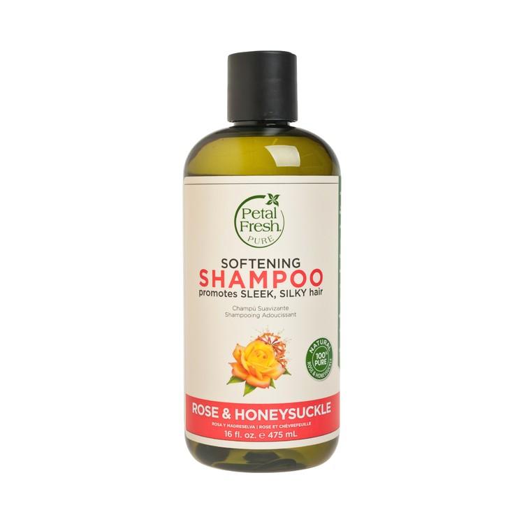 PETAL FRESH - 玫瑰金銀花有機洗髮液 - 475ML
