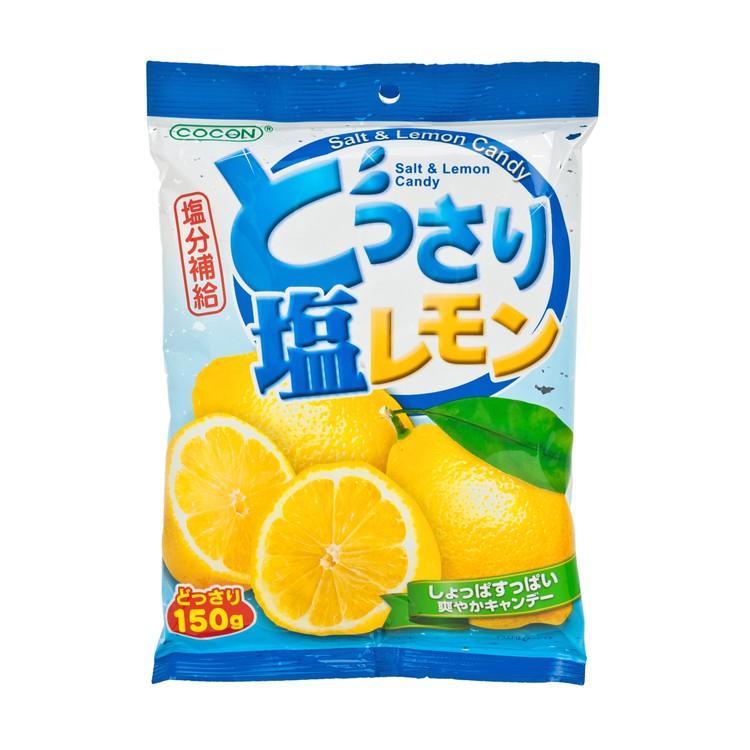可康 - 鹽味檸檬糖 - 150G