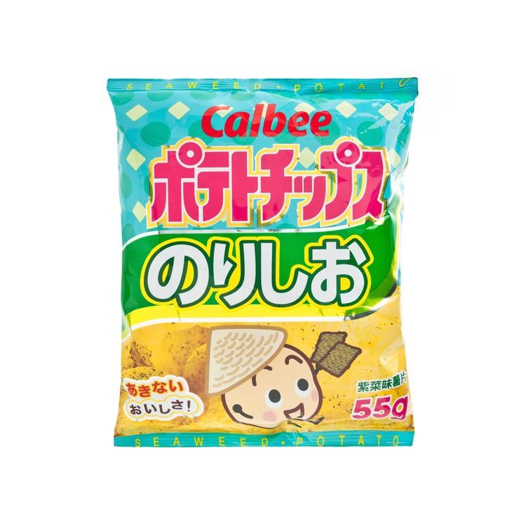 卡樂B - 紫菜薯片 - 55G