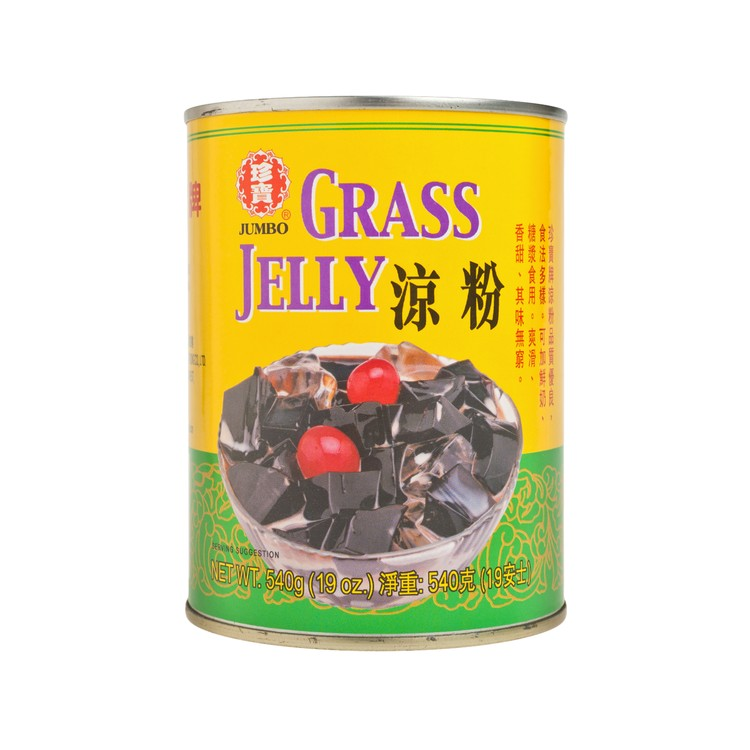 JUMBO - GRASS JELLY - 540G