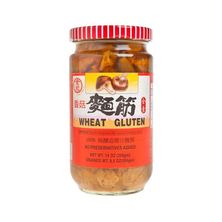 金蘭 - 香菇麵筋 - 396G