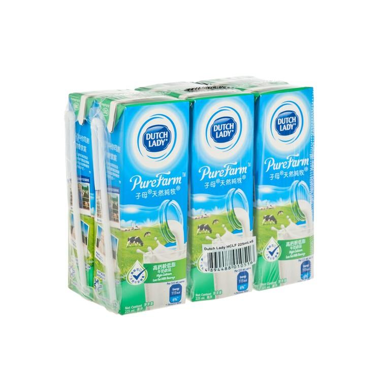 子母 - 天然純牧高鈣較低脂牛奶飲品 - 225MLX6