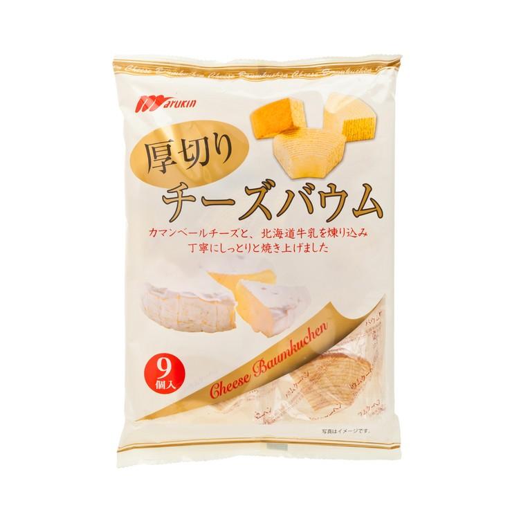 MARUKIN 丸金 - 厚切北海道芝士蛋糕 - 9'S