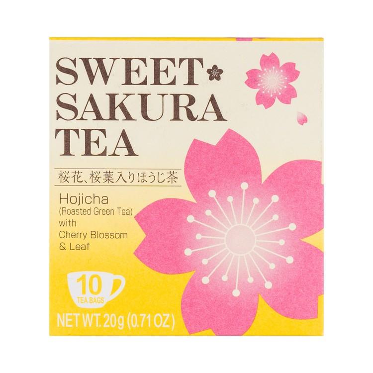 富澤商店 - 櫻花茶包-焙茶 - 2GX10