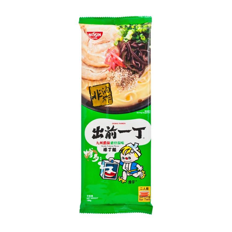 出前一丁 - 棒丁麵-九州濃湯豬骨湯味 - 186G