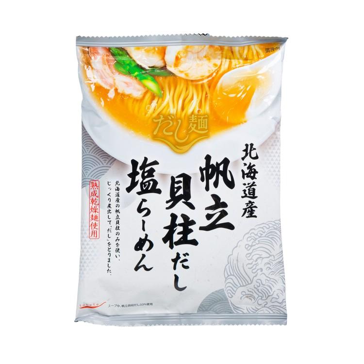 TABETE - 拉麵-北海道元貝湯 - 112G