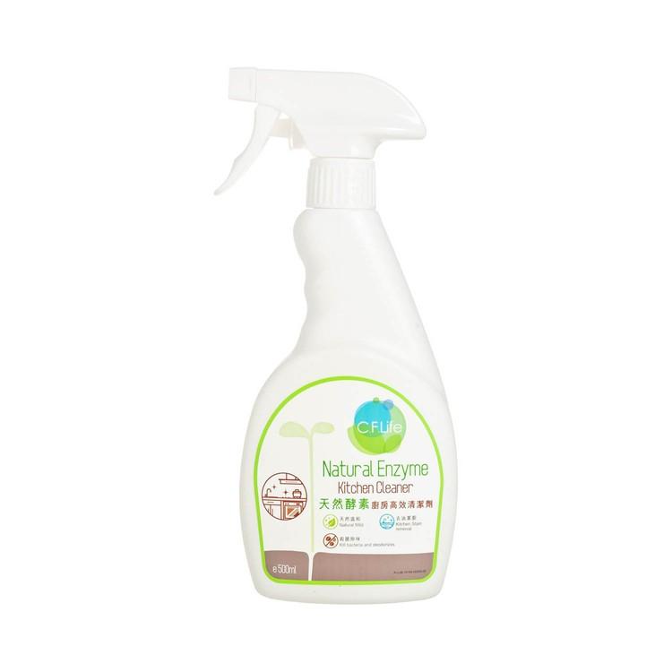 CF LIFE BY 彩豐行 - 天然酵素廚房油污專用清潔劑 - 500ML