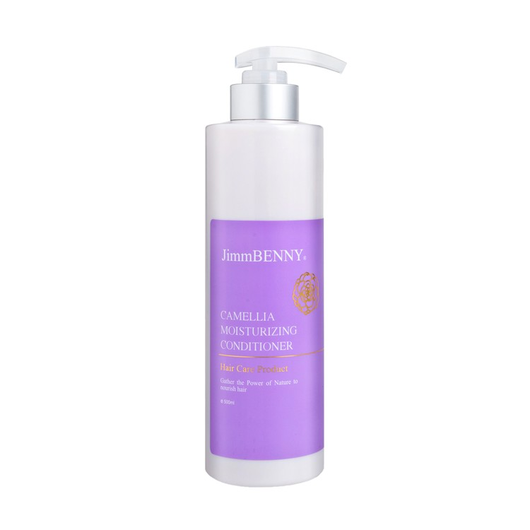 JIMMBENNY BY CHOI FUNG HONG - CAMELLIA MOISTURIZING CONDITIONER - 500ML