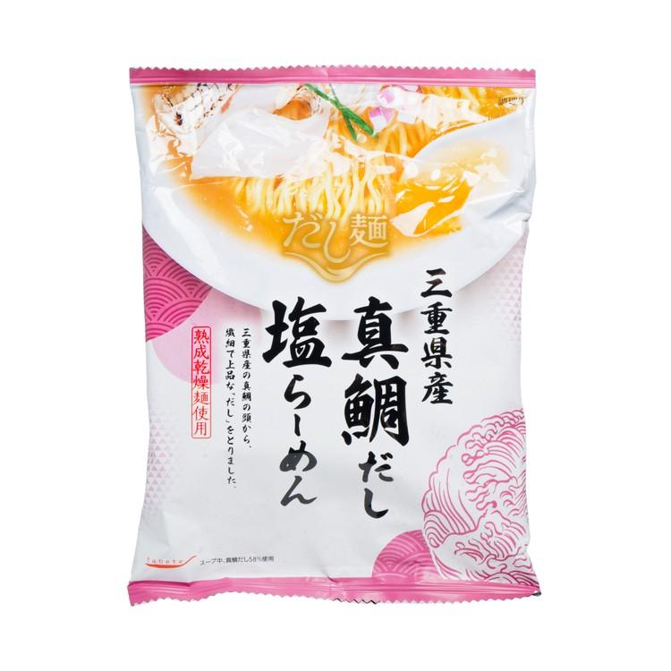 TABETE - 拉麵-三重県鯛魚湯 - 109G