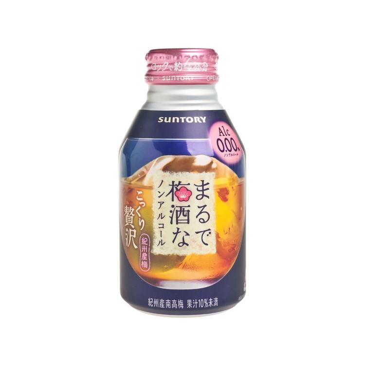 SUNTORY - ALCOHOL FREE PLUME WINE DRINK - 280ML
