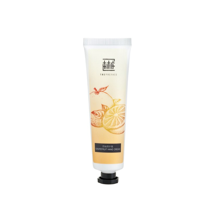 THE PREFACE - GRAPEFRUIT HAND CREAM - 30G