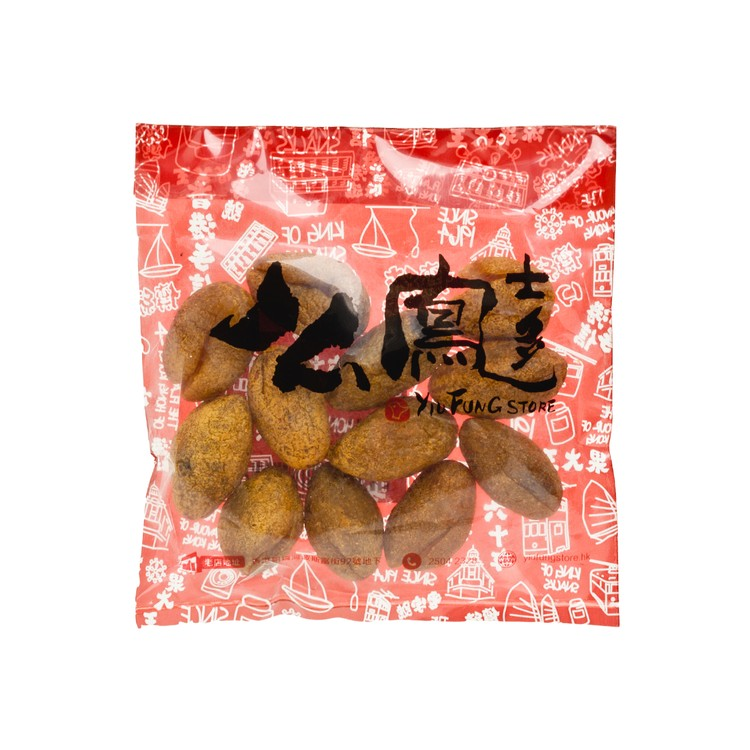SHANG HAI YIU FUNG - DRIED OLIVE WITH SEED REMOVED - 75G