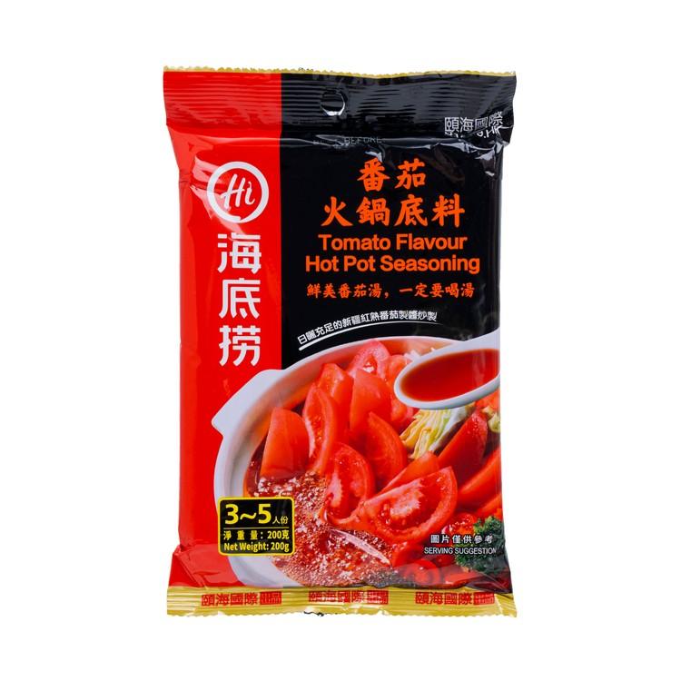 海底撈 - 湯底包-酸香蕃茄湯 - 200G