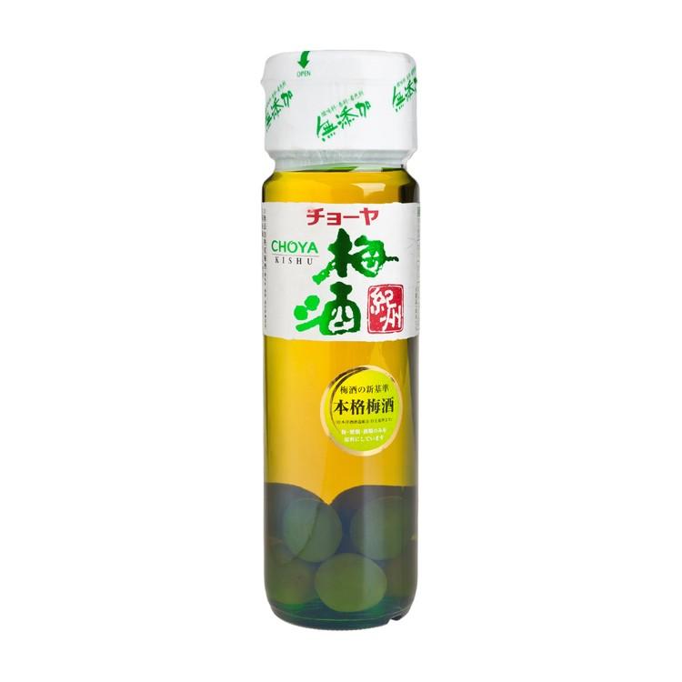 CHOYA 蝶矢 - 梅酒-濃厚紀州梅 - 720ML