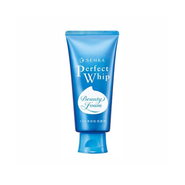 SHISEIDO - SENKA PERFECT WHIP CLEANSING FOAM - 120G