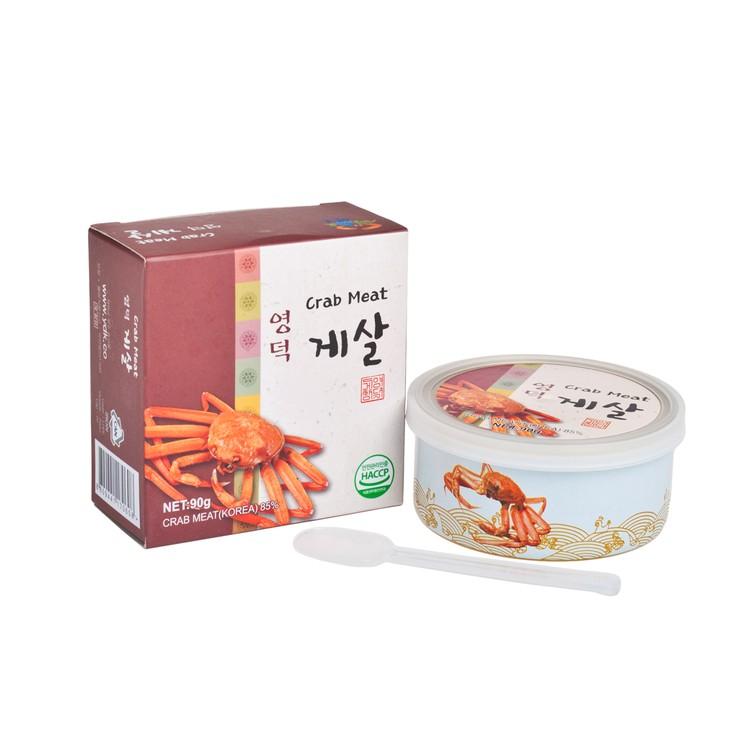 YDK - 即食蟹肉 - 90G