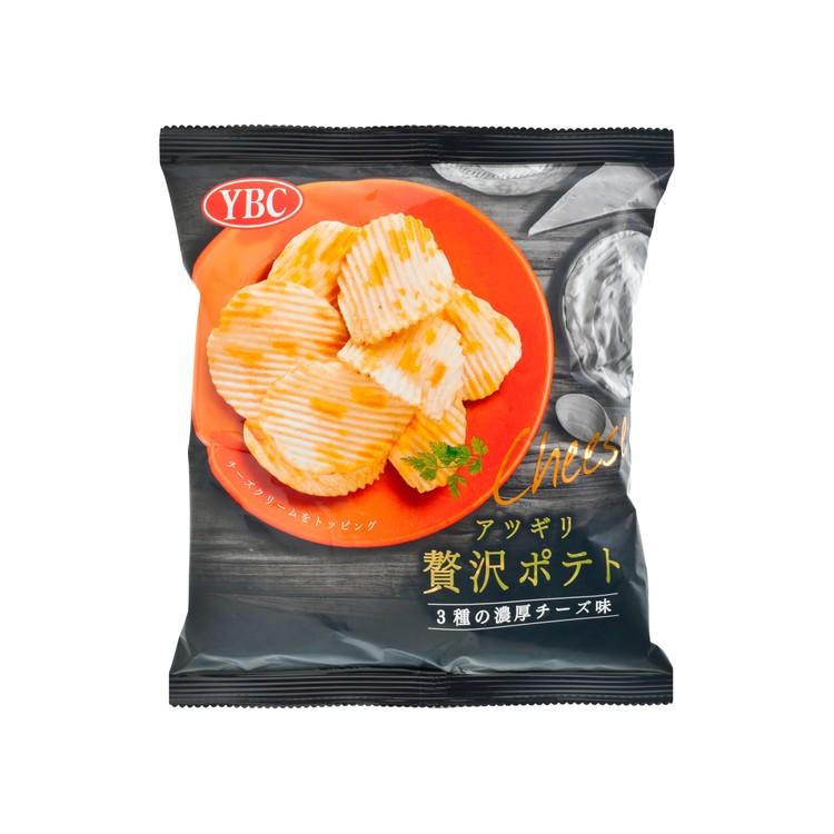 YBC - 三重濃厚芝士味薯片 - 60G