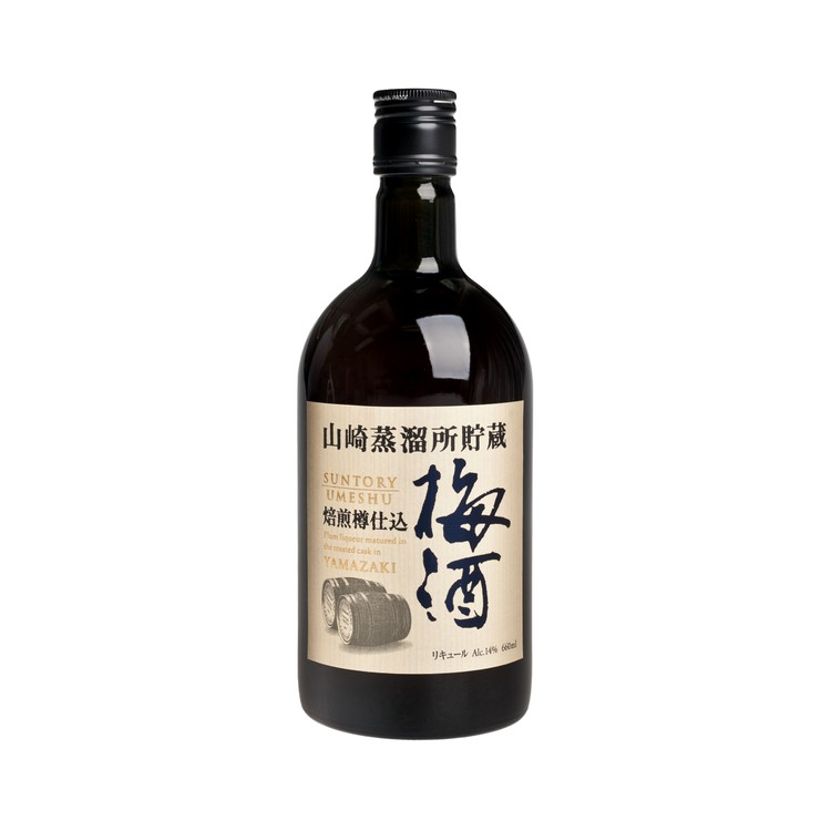 SUNTORY - YAMAZAKI PLUM WINE - 660ML