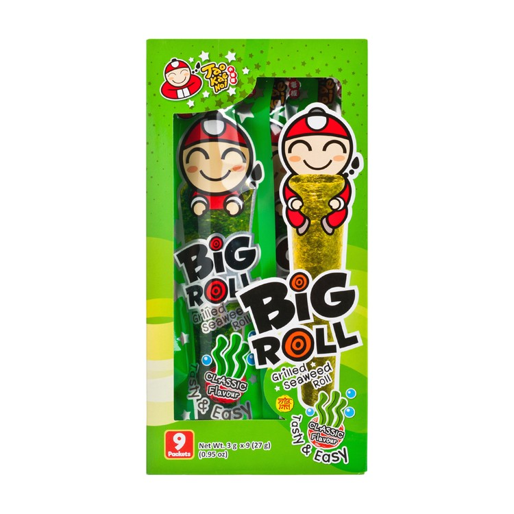 TAOKAENOI(PARALLEL IMPORT) - BIG ROLL ORIGINAL - 3GX9