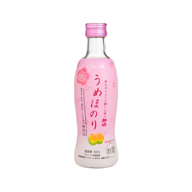 CHOYA 蝶矢 - 柔和之梅酒 - 300ML