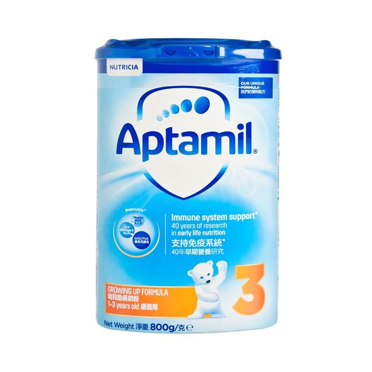 APTAMIL PRONUTRA - 幼兒配方奶粉3段 - 800G