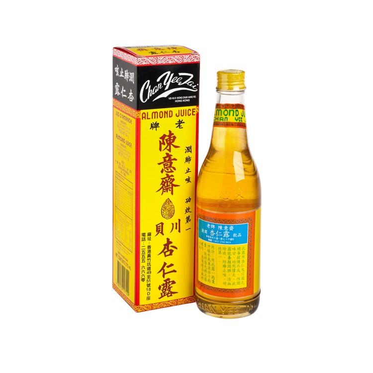 陳意齋 - 川貝杏仁露 - 375ML