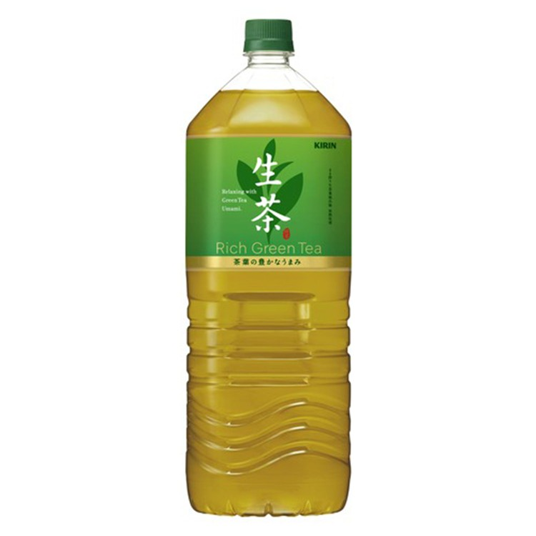 KIRIN - RICH GREEN TEA - 2L