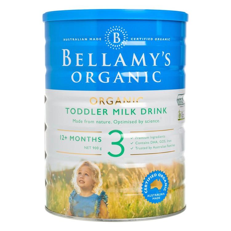 貝拉米 - 有機嬰兒奶粉3號 - 900G