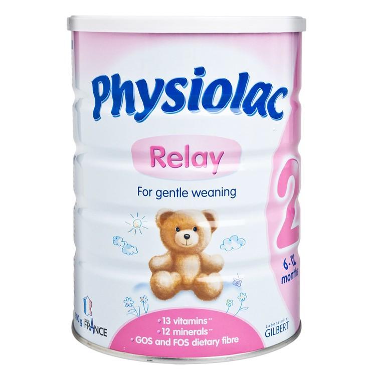 菲思力 - 2號嬰兒配方奶粉 - 900G