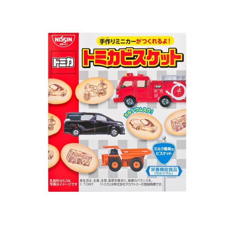 迪士尼 - TOMICA汽車小餅乾 - 55G