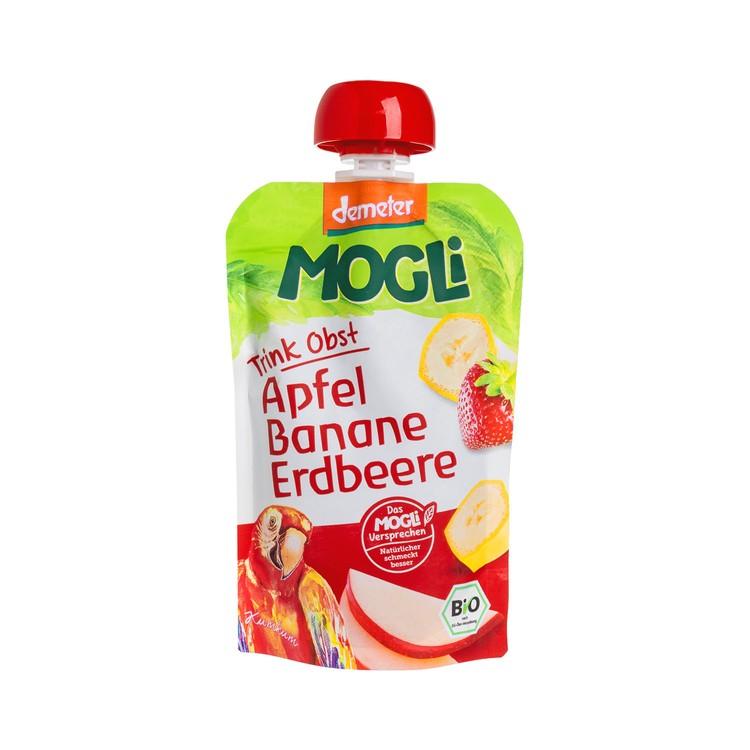 MOGLI - ORGANIC MOOTHIES STRAWBERRY - 100G
