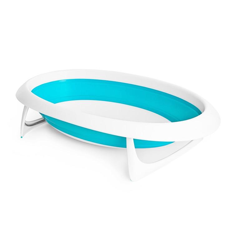 BOON - NAKED折迭浴盆-藍色 - PC