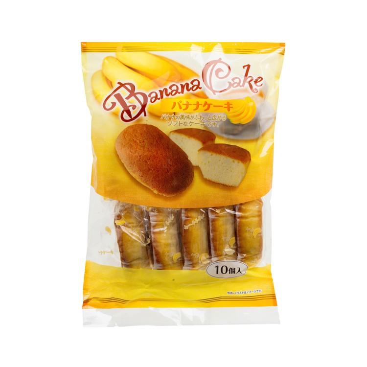 幸福堂 - 蛋糕-香蕉 - 10'S